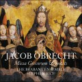 Jacob Obrecht / Missa Grecorum & motets / BRABANT ENSEMBLE