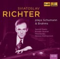 Richter plays Schumann & Brahms / 12 cd BOX