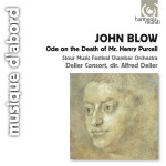 Blow / Ode on the Death of Mr. Henry Purcell