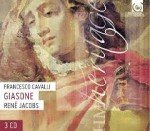 GIASONE / FRANCESCO CAVALLI / 2 CD