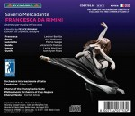 Mercadante / Francesca Da Rimini ( 3CD)