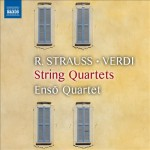 STRING QUARTETS / STRAUSS / VERDI