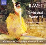 ORCHESTRAL WORKS 1 / MAURICE RAVEL