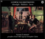 MOONLIGHT /  BEETHOVEN / LUBIMOV