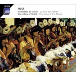 TIBET / MONASTERY OF GYUTO / THE VOICE OF THE TANTRA / 2 CD