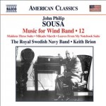 MUSIC FOR WIND BAND 12 / JOHN PHILIP SOUSA