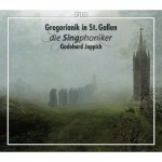 GREGORIANIK IN ST GALLEN / 3 CD