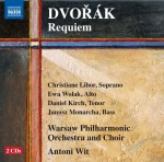 REQUIEM / ANTONIN DVORAK / 2 CD