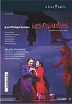 RAMEAU - Les Paladins / William Christie / 2 DVD - 3h 24' / subtitles: EN/FR/DE/ES/IT