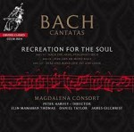 RECREATION FOR THE SOUL / J.S.BACH