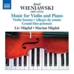 WIENIAWSKI Józef /  Violin and Piano Music / Migdal