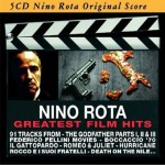 GREATEST FILM HITS / NINO ROTA / 5 CD