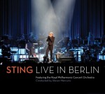 STING LIVE IN BERLIN / CD + DVD