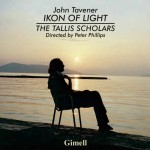 IKON OF LIGHT / JOHN TAVENER