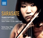 TRANSCRIPTIONS AND ARRANGEMENTS / PABLO SARASATE
