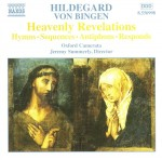 HILDEGARDA Z BINGEN– Heavenly Revelations / Oxford Camerata, dir. Jeremy Summerly