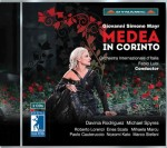 Giovanni Simone Mayr / Medea in Corinto 2 CD