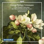 Telemann / The Grand Concertos Vol. 2