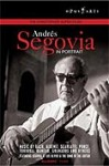 ANDRES SEGOVIA in Portrait / 1 DVD - 3h 16' / subtitles:  EN/FR/DE/ES/IT