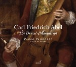 ABEL Carl Friedrich: The Drexel Manuscript