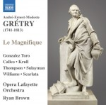 MAGNIFICAT / ANDRE GRETRY