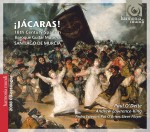 Jácaras! – Spanish Baroque Guitar Music of Santiago de Murcia / CD + katalog HM / m.in. Paul O'Dette, Andrew Lawrence-King