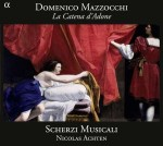 LA CATENA D'ADONE / DOMENICO MAZZOCCHI / 2 CD