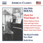 MUSIC FOR WIND BAND 11 / JOHN PHILIP SOUSA