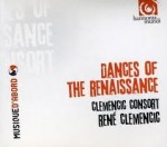 DANCES OF THE RENAISSANCE / CLEMENCIC CONSORT