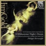 MIDSUMMER NIGHT'S DREAM / FELIX MENDELSSOHN-BARTHOLDY