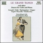 GRAND TANGO and Other Dances for Cello and Piano / Bernd Glemser, Maria Kliegel