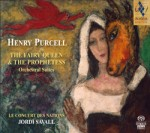 THE FAIRY QUEEN & THE PROPHETESS / HENRY PURCELL / JORDI SAVALL