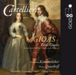 GIOAS RE DI GIUDA / ANTONIO CARTELLIERI / 2 CD