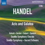 ACIS AND GALATEA / G.F. HAENDEL / 2 CD
