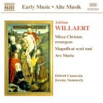 ADRIAN WILLAERT / OXFORD CAMERATA