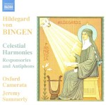 HILDEGARDA Z BINGEN– Celestial Harmonies – Responsories and Antiphons / Oxford Camerata, dir. Jeremy Summerly