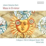 MASS IN B-MINOR / J.S.BACH / 2 CD
