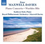PIANO CONCERTO / PETER MAXWELL DAVIES