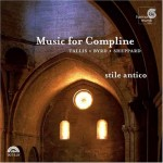 MUSIC FOR COMPLINE / TALLIS / BYRD / SHEPPARD