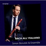 J.S. Bach / All' italiano / Simon Borutzki