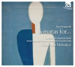 SONATAS FOR... / PAUL HINDEMITH