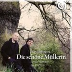 Franz Schubert – Die schone Mullerin / Mark Padmore tenor, Paul Lewis piano