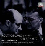 ROSTROPOVICH PLAYS SHOSTAKOVICH / 2 CD