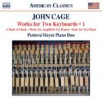 WORKS FOR TWO KEYBOARDS / JOHN CAGE