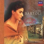 THE VIVALDI ALBUM / CECILIA BARTOLI