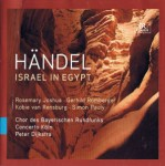 ISRAEL IN EGYPT / G.F.HAENDEL / 2 CD