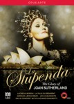 LA STUPENDA - THE GLORY OF JOAN SUTHERLAND / 6 DVD
