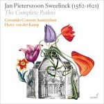 COMPLETE PSALMS / JAN PIETERSZOON SWEELINCK / 12 CD
