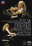 JULIA FISCHER - VIOLIN AND PIANO