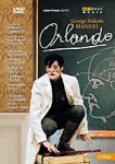 HANDEL - Orlando / William Christie / Zurich Opera / 2 DVD - 2h 35' / subtitles: EN/FR/DE/ES/IT